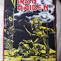 Iron Maiden - Patch - Iron Maiden Killers Backpatch