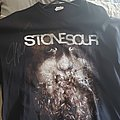 Signed Stone Sour Shirt