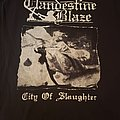 Clandestine Blaze - City of Slaughter TShirt or Longsleeve