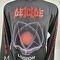 Deicide - TShirt or Longsleeve - Deicide Legion long sleeve