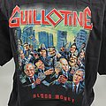Guillotine - TShirt or Longsleeve - T shirt GUILLOTINE Blood Money