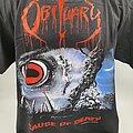 "Obituary - TShirt or Longsleeve - OBITUARY ""Cause Of Death"" T Shirt"
