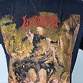 T shirt INCANTATION Siege Of The Profane Tour