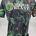 Nuclear Blast Records - TShirt or Longsleeve - Nuclear blast Anniversary all over print t shirt