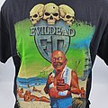 EvilDead - TShirt or Longsleeve - EVILDEAD - Annihilation Of Civilization