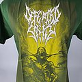 """T shirt DEFEATED SANITY """"Passages Into Devourmity"""""""