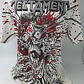 Testament return to the apocalyptic city t shirt