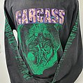long sleeve Carcass On Tour 1992