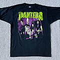 Pantera - TShirt or Longsleeve - 1992 - Pantera - Beyond Driven