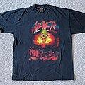 Slayer - TShirt or Longsleeve - 1992 - Slayer - US Tour
