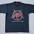 Slayer - TShirt or Longsleeve - 1991 - Slayer - Hell Awaits