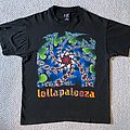 Primus - TShirt or Longsleeve - 1993 - Lollapalooza - Multiple Bands