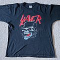 Slayer - TShirt or Longsleeve - 1989 - Slayer - Slaytanic Wehrmacht