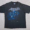 Anthrax - TShirt or Longsleeve - 1990 - Anthrax - Persistence of Time