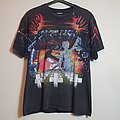 Metallica - TShirt or Longsleeve - 1991 metallica master of puppets all over print