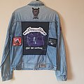 Metallica 1994 Battle jacket