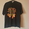 Slayer Slipknot 2004 t shirt