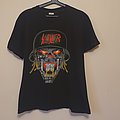 Slayer - TShirt or Longsleeve - 1991 slayer dacade of aggression