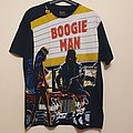 AC/DC - TShirt or Longsleeve - 1995 acdc boogie man all over print t shirt