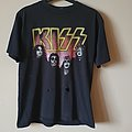 1996 Kiss AllSport T Shirt