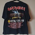 Iron Maiden 2000 tour Brave New World TShirt or Longsleeve