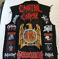 Cannibal Corpse - Battle Jacket - Battle vest (both sides)