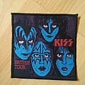 Kiss - Patch - Kiss British Tour patch