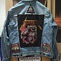Kiss - Battle Jacket - Denim Jacket