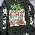 Broken Hope - TShirt or Longsleeve - Broken hope 1994 tour ls