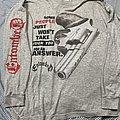 Entombed - TShirt or Longsleeve - Entombed 93 hollow man/some people just wont take ..long sleeve