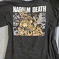 Napalm Death - TShirt or Longsleeve - Napalm Death  Mass Appeal Madness