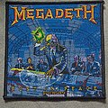 Megadeth - Patch - Megadeth - Rust in Peace Patch