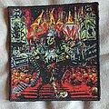 Sodom - Patch - Sodom Self Title Album Woven Bootleg