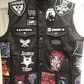 Behemoth - Battle Jacket - My Black Metal Leather Battle Jacket