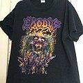 Exodus - TShirt or Longsleeve - Exodus - Splatter Head Shirt