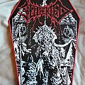 Hellfekted - Patch - Hellfekted - True Fucking Evil Back Patch