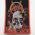 Slayer - Patch - Slayer - South Of Heaven Bootleg Woven Patch
