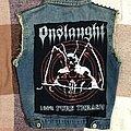 Onslaught - Battle Jacket - Womens vest onslaught