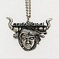 Cathedral - Pin / Badge - Cathedral Pagan necklace