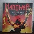 Manowar - Tape / Vinyl / CD / Recording etc - Manowar The Triumph of Steel