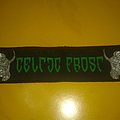 Celtic Frost - Emperor's Return strip patch