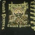 Gruesome - TShirt or Longsleeve - Gruesome - Twisted Prayers