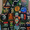 Morbid Angel - Battle Jacket - Camo Battle Vest