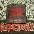 Morbid Angel - Patch - Morbid Angel Covenant 20th Anniversary United State Tour