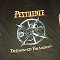 Pestilence - TShirt or Longsleeve - Pestilence - Testimony of the Ancient