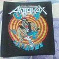 Anthrax - Patch - Anthrax - U 4 EEEEAAAHHHH
