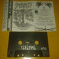 Impiety - Ceremonial Necrochrist Redesecration demo 92 Tape / Vinyl / CD / Recording etc