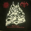 Surrender Of Divinity - Patch - SOD / Sabbat - Sabbatical SiameseChristBeheading