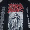 Morbid Angel - TShirt or Longsleeve - Morbid Angel - Formulas Fatal To The Flesh (European 1998 Tour)