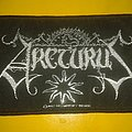 Arcturus 1997 Misantrophy Records Patch